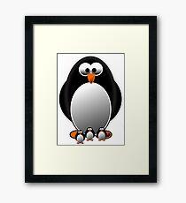 My Pinguin Framed Print