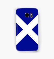 White Cross Samsung Galaxy Case/Skin