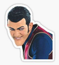 Pegatina Robbie Rotten