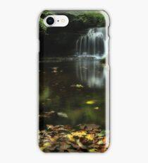West Burton Falls iPhone Case/Skin
