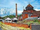 Harveys Brewery in Lewes by Dorothy Berry-Lound