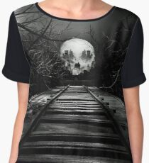 End of the Line  Chiffon Top