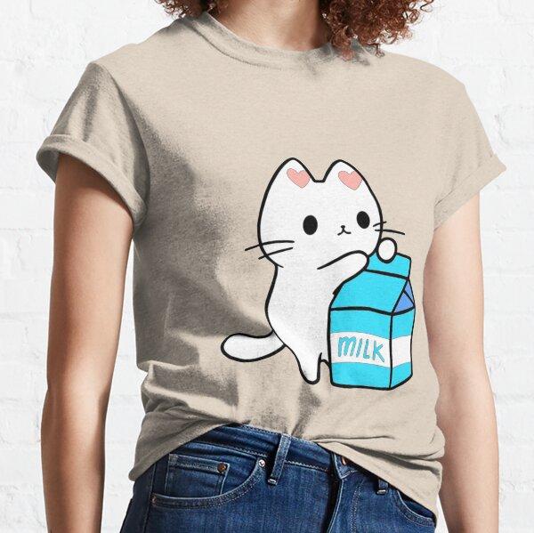 Kawaii Cat Design Classic T-Shirt