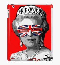 Queen Elizabeth II iPad Case/Skin
