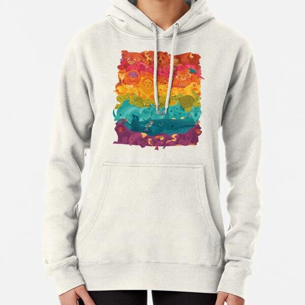 Animal Spectrum Pullover Hoodie
