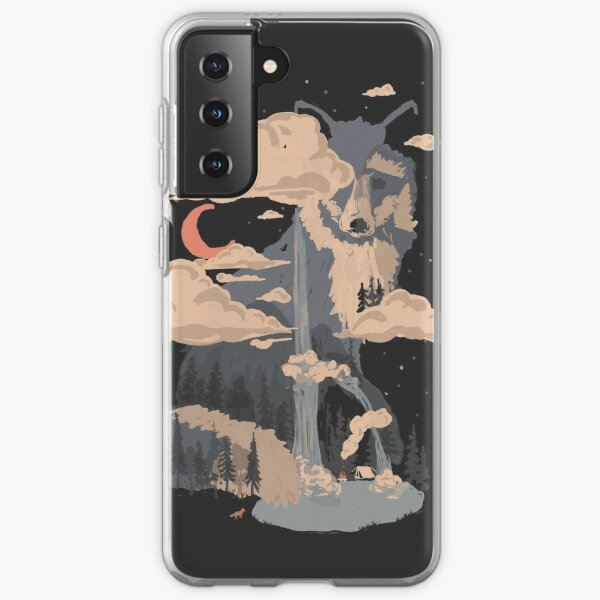 At the Foot of Fox Mountain... Samsung Galaxy Soft Case