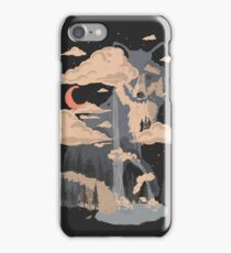 At the Foot of Fox Mountain... iPhone Case/Skin