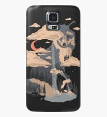 At the Foot of Fox Mountain... Case/Skin for Samsung Galaxy