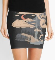 At the Foot of Fox Mountain... Mini Skirt