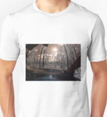 Car dash cam IR Unisex T-Shirt