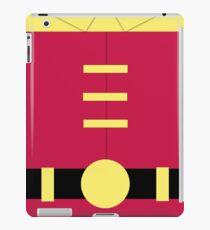 R - Superhero iPad Case/Skin