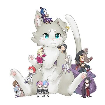 Re: Zero - Puck & Characters by pietercarlier