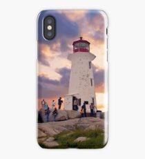 Peggy's Cove Lighthouse iPhone Case/Skin