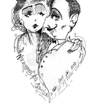 LOVERS by zek3