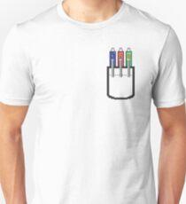 Pocket Pen Heroes Unisex T-Shirt