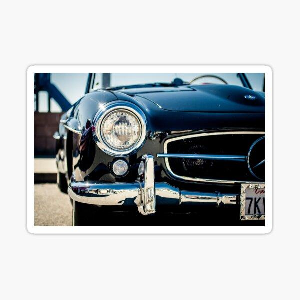 Mercedes Sticker