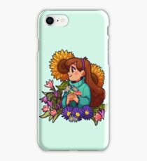 Mabel&Flowers iPhone Case/Skin