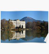 A Sunny Day in Salzburg Poster