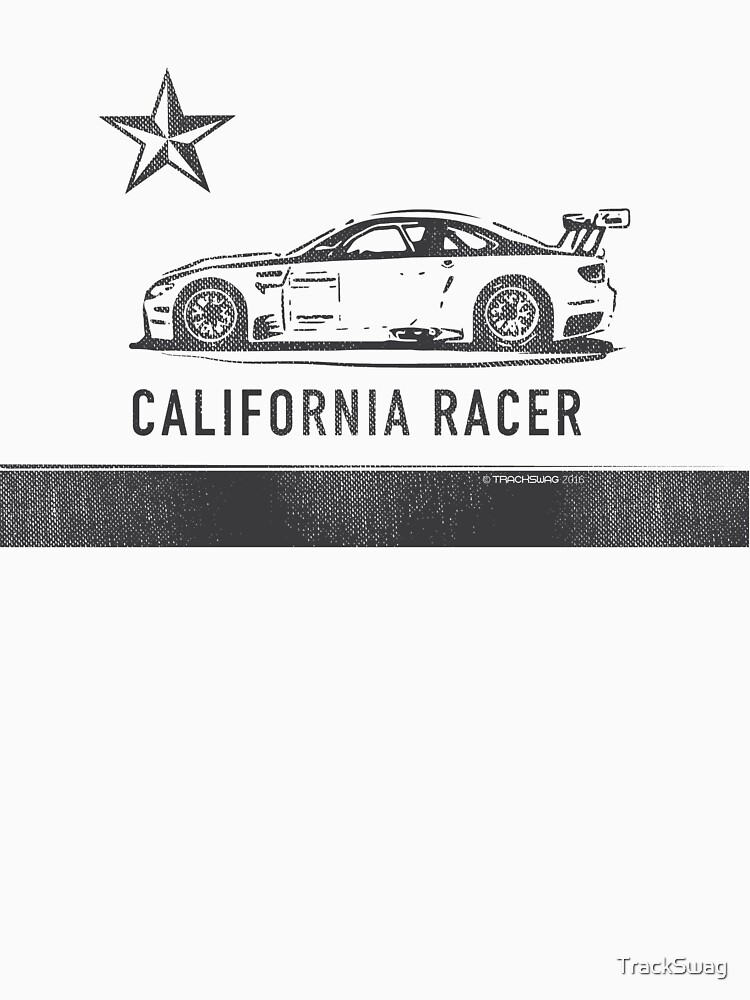 California Racer - Black M3 by TrackSwag