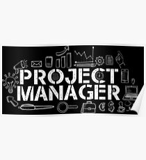 project manager Poster