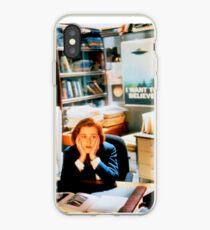 Vinilo o funda para iPhone DANA SCULLY x archivos