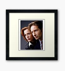 The X Files - #1 Framed Print