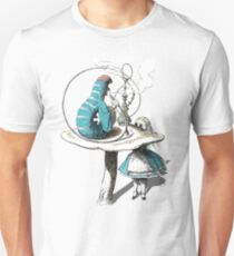 Alice wants a toke T-Shirt
