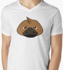 Platypus - Australian animal design Men's V-Neck T-Shirt