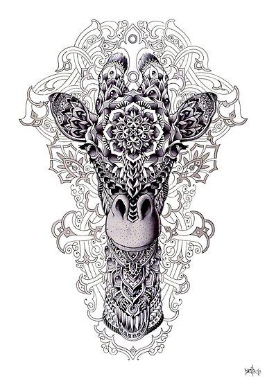Giraffe von BioWorkZ