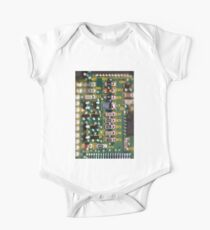 Circuit Board Kids Clothes