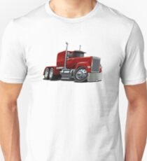 Cartoon Semi Truck T-Shirt