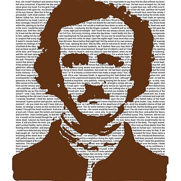 Edgar Allan Poe by MrMcBelley