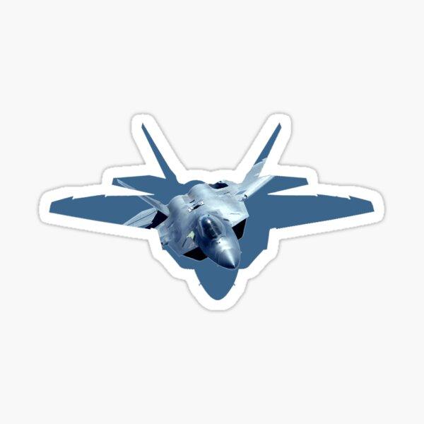 F-thirtyfive Lightning Sticker