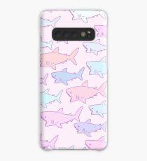 Rainbow Sharks Case/Skin for Samsung Galaxy