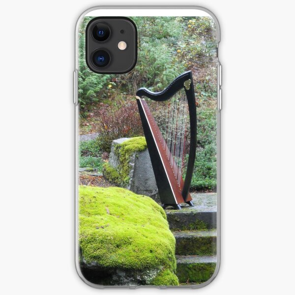 Harp and Moss iPhone Soft Case