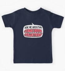 COMIC BOOKS! Kids Tee