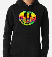 Sudadera con capucha smiley