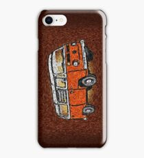 Camper Van Go Sunset iPhone Case/Skin