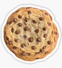 Chocolate Chip Cookie Sticker