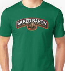 SKRED RED!! T-Shirt