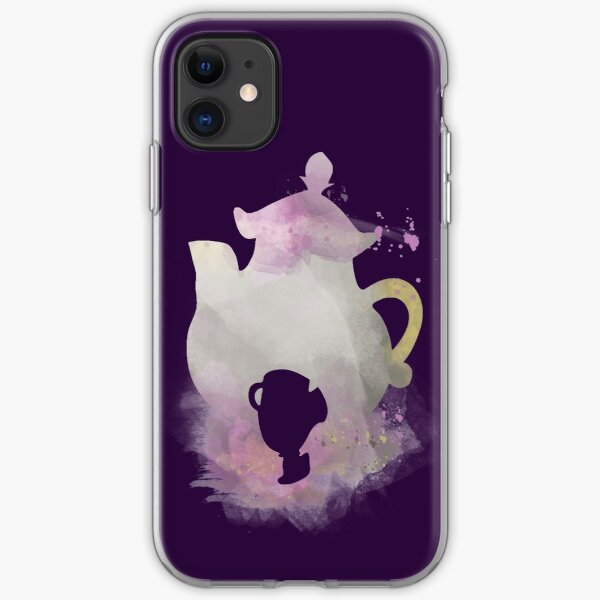 Be our guest iPhone Soft Case