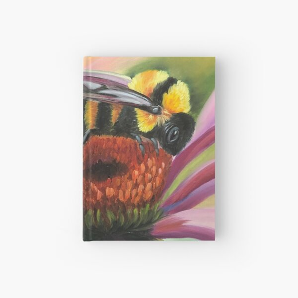 Busy Bee Hardcover Journal