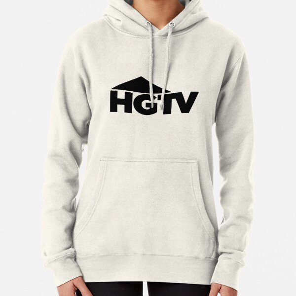 HGTV logo Pullover Hoodie