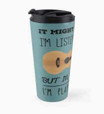 Mind guitar Travel Mug