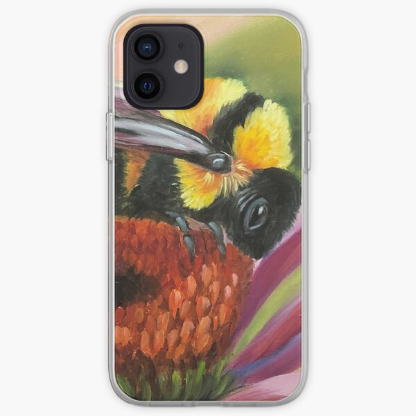 Busy Bee iPhone Soft Case