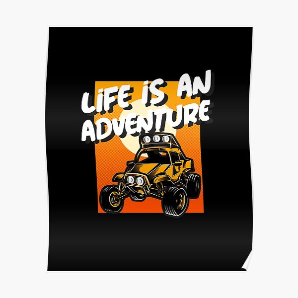 Off Road Vehicle Poster