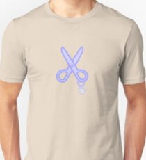 Cute scissors Unisex T-Shirt