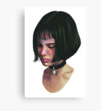 Mathilda. Canvas Print