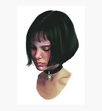 Mathilda. Photographic Print