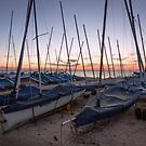 Whitstable yacht club by Ian Hufton
